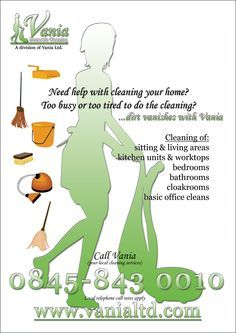 Download Free House cleaning flyers and ad ideas Fully editable and
