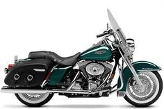 "Harley-Davidson FLHRC Road King Classic ""EFI"" (2001)"