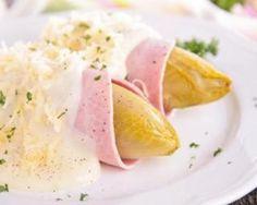 Endives au jambon minceur gratinées au gruyère : http://www.fourchette-et-bikini.fr/recettes/recettes-minceur/endives-au-jambon-minceur-gratinees-au-gruyere.html