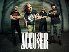 ACCUSER - Frank & Dennis (Interview)