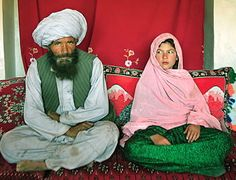 Arranged marriage-In Afghanistan young teenagers girls are forced to marry an older man by the age of 15. Mariam was forced to marry Rasheed. P.46