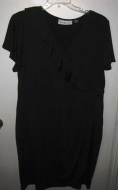 Kaliko mocha jersey maxi dress