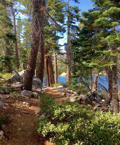 Grass Lakes, Lake Tahoe.