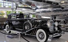 1930 Duesenberg Model SJ Murphy Town Car - black - fvr