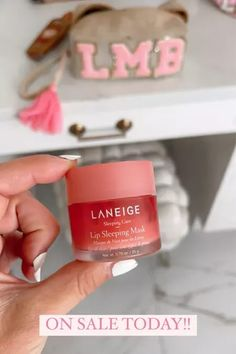 Lip mask on sale #skincare #walmartfind #laurabeverlin #LTKunder50 #LTKbeauty #LTKsalealert