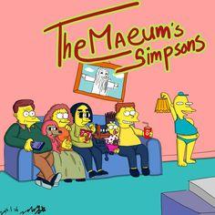 마음의소리(The Simpsons Ver.)