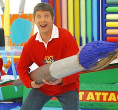 One of the things I want to do before I die is meet this man! Neil Buchanan, you are amazing!