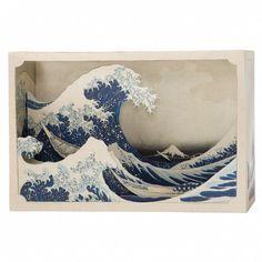 Tatebanko Paper Dioramas
