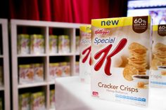 Special K opened a  social media shop where customers pay by posting on social media. #PopUpRetail #SocialMedia