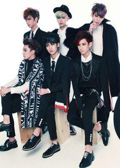 Yongmin,Donghyun,Hyunseong,Jeongmin,Kwangmin,Minwoo ♡