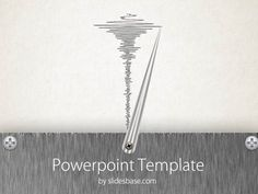 Free earthquake powerpoint template for nature disaster management lie detector seismograph polygraph needle powerpoint template slide1 1 toneelgroepblik Choice Image