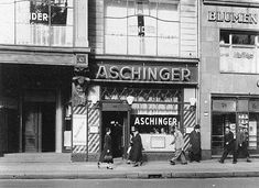 Leipzigerstrasse 79 Aschinger um 1936