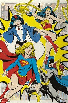"""Het kerscadeau van Martha. """"Het waren tekeningen van ons allevier - hele mooie tekeningen, waarop we zelfs weer leken op vrolijke meiden die we eens waren. Alleen waren we in Martha's versie superheldinnen geworden."""" (pg 90)"""