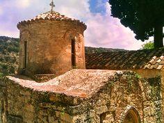 Church on Creta