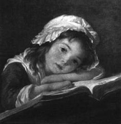 Julie Le brun with Bible - 1787 Age Oil on canvas, Private collection, New York Artists For Kids, Elisabeth, Woman Reading, Julie, Just Kidding, Les Oeuvres, Oil On Canvas, Images, Bible