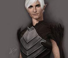 Fenris /Dragon Age II by Acrisa on DeviantArt