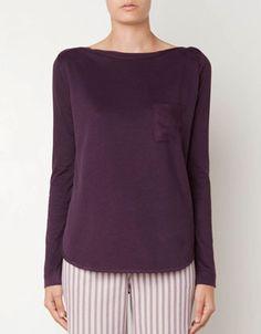 Camiseta bolsillo contraste - Camisetas - España - Islas Canarias