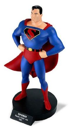Superman DC Direct Classic Fleischer Studios Statue Figure Maquette Limited @ niftywarehouse.com #NiftyWarehouse #Superman #DC #Comics #ComicBooks