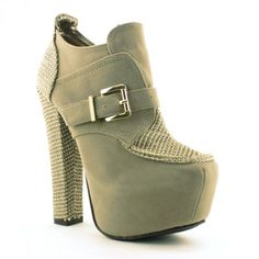 BEEZ HORTENSIA GRAY BOOTIE FREE SHIPPING $59.99