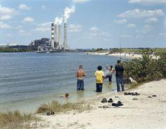 Mitch Epstein - Big Bend Coal Power Station, Apollo Beach, Florida 2005 Apollo Beach, Landscape Photography, Art Photography, Visual Arts, Artistic Photography, Fine Art Photography, Landscape Photos, Fine Art, Scenery Photography