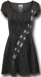 Star Wars Chewbacca costume Dress<<< This will not be used as a costume.