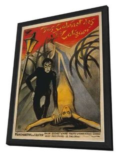 Kitchen Cabinets Ideas   The Cabinet of Dr Caligari  27 x 40 Framed Movie Poster -- Be sure to check out this awesome product. Note:It is Affiliate Link to Amazon.
