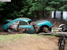 Porsche RIP Rust In Peace ~