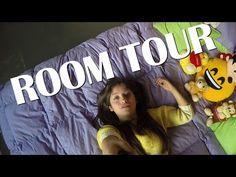 Karol Sevilla I #RoomTourDeKarol - YouTube Me encantan sus videos que hace son muy lindos