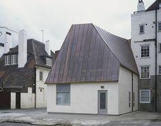 Adam Khan Architects: New Horizon Youth Centre, London.