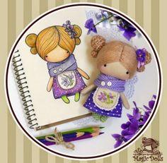 magicdolls: Ma Petite Poupee -Wild Violet