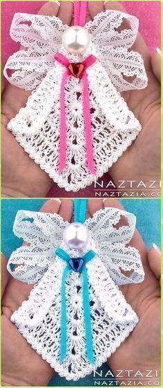Crochet My Sweet Angel Free Pattern - Crochet Angel Free Patterns