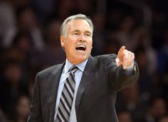 When Mike Dantoni was out as Laker coach …I thought we saw the last of him and his 7 seconds or less offense that he used in Phoenix, tried to use in New York, couldn't make work in Los…