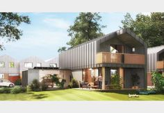 Studio RHE launches prefab house spin-off | News | Building Design