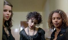 Fairuza Balk, Neve Campbell, and Rachel True in The Craft (1996)