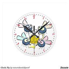 Clock. Fly.