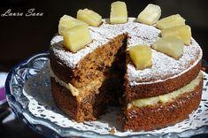 Tort de morcovi vegan | Retete culinare cu Laura Sava - Cele mai bune retete pentru intreaga familie Mai, Cheesecake, Desserts, Sweet Treats, Tailgate Desserts, Postres, Cheesecakes, Deserts, Dessert