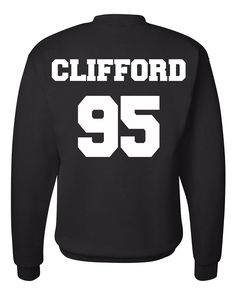 Michael Clifford 95 Unisex Mens Womens Crewneck Sweatshirt Jumper Pullover ** Click image for more details.