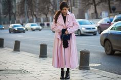 The Best Street Style From Mercedes-Benz Fashion Week Russia