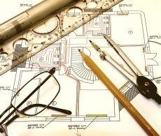 Engineer drawing