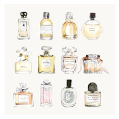 -Memorable scents, for memorable women-