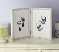 The Best DIY and Decor Place For You: Cute idea to do both hands and feet!