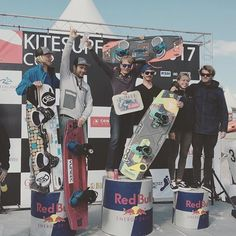 From hugoguias_kiteboardingReally happy to win this @kitesurf_cup_sylt  with my air style boy @aurelien.petreau ! #kite #kitesurf #kitesurfing #kiteboarding #competition #sport #power #podium #sylt  @takoonfamily @campings17 @sooruzofficial @gloryfy @eql0ve @tipoon_tm1 @atlanticwakeparkkite,competition,kitesurf,sport,sylt,kitesurfing,podium,power,kiteboarding