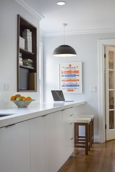 Fein also renovated the kitchen in a 1930s bungalow in Kansas City, Missouri...