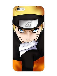 Naruto Anime Face Manga - Designer Mobile Phone Case Cover for Apple iPhone 6