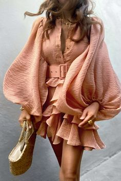 Classy Dress, Classy Outfits, Chic Outfits, Photographer Outfit, Casual Dresses, Fashion Dresses, Mode Abaya, Bcbg, Aesthetic Clothes