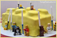 Birthday Parties, Birthday Cake, Lego Duplo, Legos, Party Time, Mousse, Food And Drink, Eat, Desserts