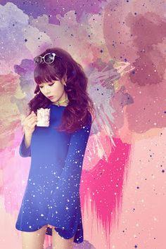Hyuna - POP Magazine Spring/Summer 2013