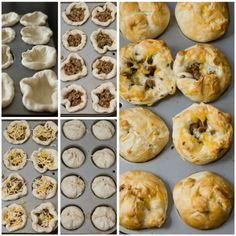 Stuffed Sausage Biscuits