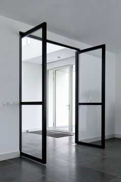 Stalen FritsJurgens Taatsdeuren, gemaakt door Preferro. #stalenbinnendeuren #taatsdeuren