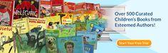 Reading Rainbow Sky Library